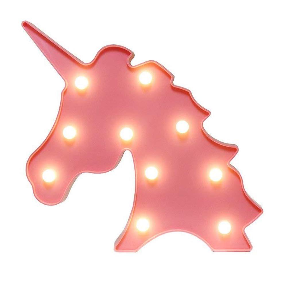 Decoración de Unicornio